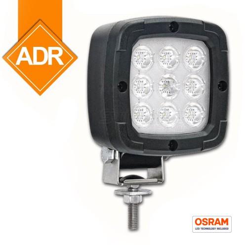 FARO DE TRABAJO LED 12/55V CERTIFICADO ADR FRISTOM FT-036 LED