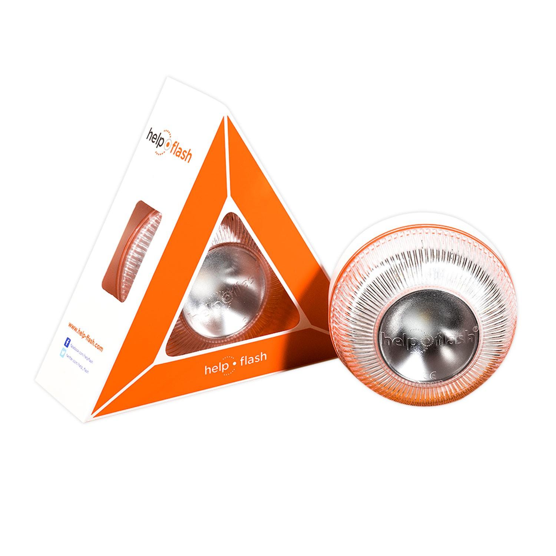Help Flash luz de emergencia LED