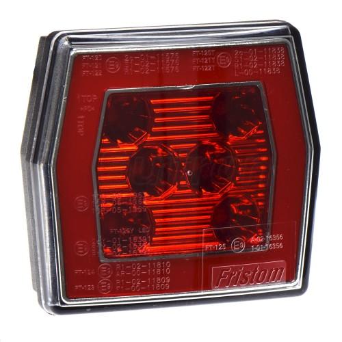 PILOTO POSICIÓN Y NIEBLA LED 12/36V FRISTOM FT-123 LED