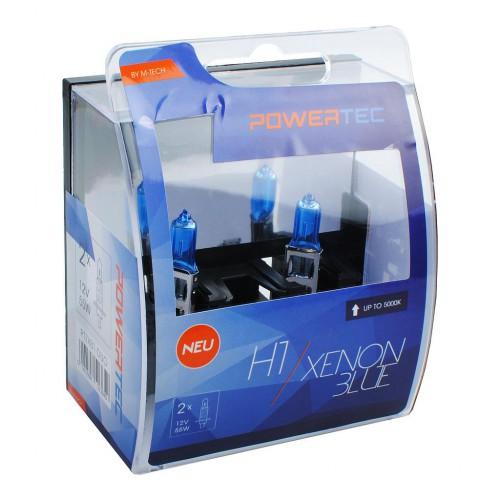 LÁMPARAS H1 XENON BLUE LUZ BLANCA 12V | 55W PTZXB1-DUO
