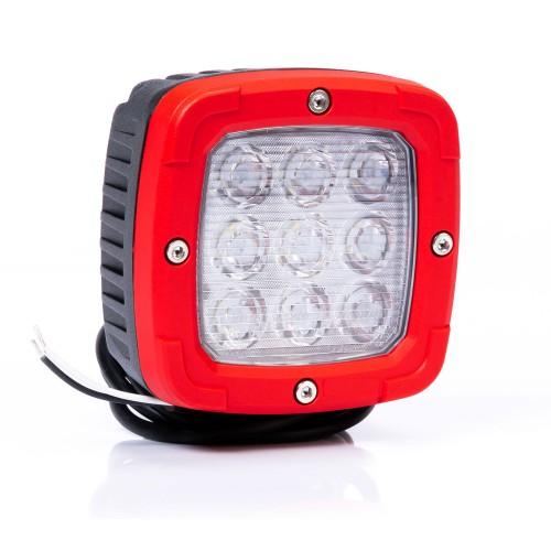 FARO DE TRABAJO LED 12/55V 38W 4100 LÚMENES LARGO ALCANCE FRISTOM FT-361 LED