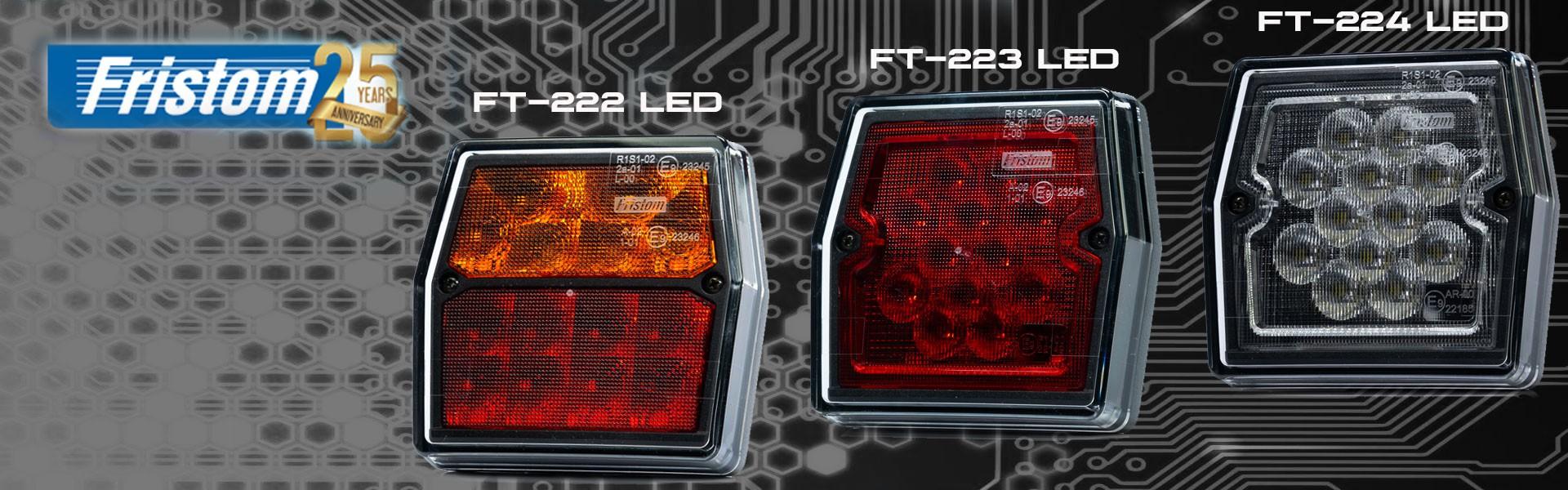 FRISTOM FT-222 LED